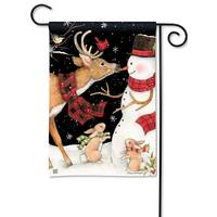 BreezeArt Nose to Nose Garden Flag from Blain's Farm and Fleet