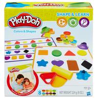 Hasbro Play-Doh Shape & Learn Colors & Shapes Playset from Blain's Farm and Fleet