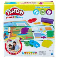 Hasbro Play-Doh Shape & Learn Shape A Story Playset from Blain's Farm and Fleet