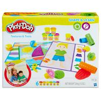 Hasbro Play-Doh Shape & Learn Textures & Tools Playset from Blain's Farm and Fleet