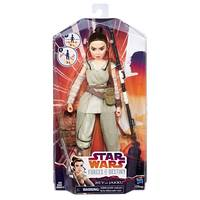 Hasbro Star Wars Forces of Destiny Rey of Jakku Adventure Figure from Blain's Farm and Fleet