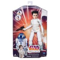 Hasbro Star Wars Forces Of Destiny Princess Leia Organa & R2-D2 Adventure Set from Blain's Farm and Fleet