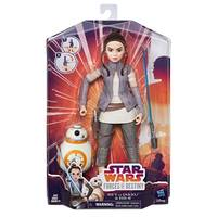 Hasbro Star Wars Forces of Destiny Rey of Jakku & BB-8 Adventure Set from Blain's Farm and Fleet