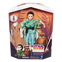 Hasbro Star Wars Forces of Destiny Princess Leia Organa Endor Adventure from Blain's Farm and Fleet