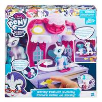 My Little Pony Friendship Is Magic Rarity Fashion Runway Playset from Blain's Farm and Fleet