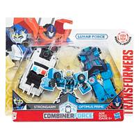 Transformers Robots in Disguise Combiners Force Assortment from Blain's Farm and Fleet