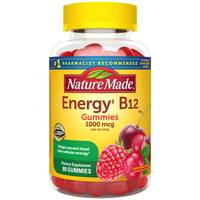 Nature Made Energy B12 Adult Gummies from Blain's Farm and Fleet