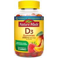 Nature Made Vitamin D3 Adult Gummies from Blain's Farm and Fleet