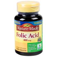 Nature Made Folic Acid Tablets from Blain's Farm and Fleet