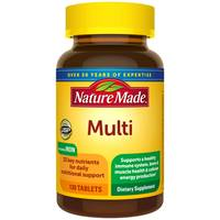 Nature Made Multi Complete with Iron Tablets from Blain's Farm and Fleet