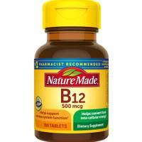 Nature Made Vitamin B-12 Tablets from Blain's Farm and Fleet