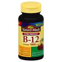 Nature Made Vitamin B12 Micro-Lozenges from Blain's Farm and Fleet