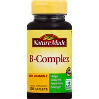 Nature Made B-Complex Caplets from Blain's Farm and Fleet