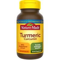 Nature Made Turmeric Curcumin Capsules from Blain's Farm and Fleet