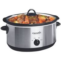 Crock Pot 8-Quart Manual Slow Cooker from Blain's Farm and Fleet
