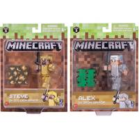 Minecraft Series 3 Figure Assortment from Blain's Farm and Fleet