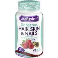 Vitafusion Gorgeous Hair Skin & Nails Gummies from Blain's Farm and Fleet