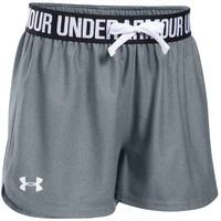 Under Armour Girls' Play Up Short from Blain's Farm and Fleet