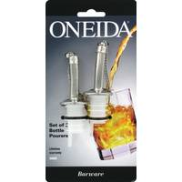 Oneida Set of 2 Bottle Pourers from Blain's Farm and Fleet
