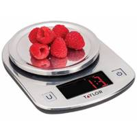 Taylor Stainless Steel Kitchen Scale from Blain's Farm and Fleet