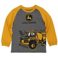 John Deere Boy's Dump Truck Tee from Blain's Farm and Fleet