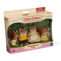 Calico Critters Chipmunk Family from Blain's Farm and Fleet