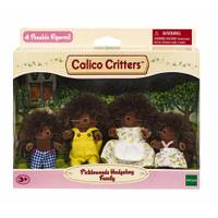 Calico Critters Hedgehog Family from Blain's Farm and Fleet