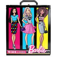 Barbie Vinyl Doll Case from Blain's Farm and Fleet