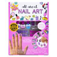 Just My Style All About Nail Art from Blain's Farm and Fleet