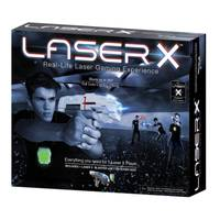 Laser X Single Laser Tag Set from Blain's Farm and Fleet