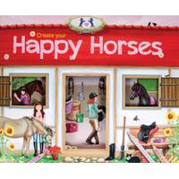 Schylling Horse Dreams Happy Horses Book from Blain's Farm and Fleet