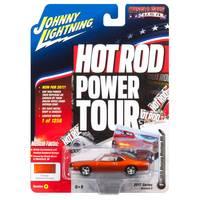 Round 2 Johnny Lightning Muscle Cars USA 1:64 Diecast Car Assortment from Blain's Farm and Fleet