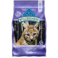 Blue Buffalo Wilderness 5 lb Grain-Free Kitten Food from Blain's Farm and Fleet