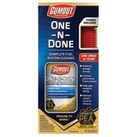 Gumout One-N-Done Complete Fuel System Cleaner from Blain's Farm and Fleet