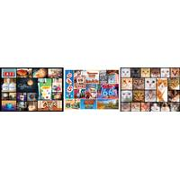 Lafayette Puzzle Factory 300-Piece Collage Puzzle Assortment from Blain's Farm and Fleet