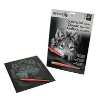 Reeves International Wolves Scraperfoil from Blain's Farm and Fleet