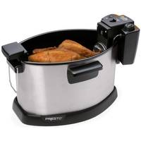 Presto ProFry Electric Rotisserie Turkey Fryer from Blain's Farm and Fleet