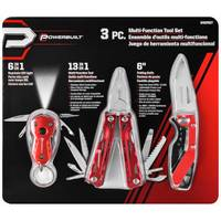 Powerbuilt 3-Piece Multi-Function Tool Set from Blain's Farm and Fleet