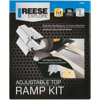 Reese Explore 2-Piece Adjustable Top Ramp Kit from Blain's Farm and Fleet