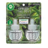 Air Wick Spread the Joy Scented Oil Twin Refills from Blain's Farm and Fleet