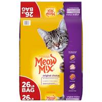 Meow Mix Original Choice Dry Cat Food from Blain's Farm and Fleet