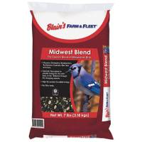 Blain's Farm & Fleet 7 lb Midwest Blend Bird Seed from Blain's Farm and Fleet