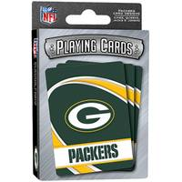 Leap Frog Green Bay Packers Playing Cards from Blain's Farm and Fleet