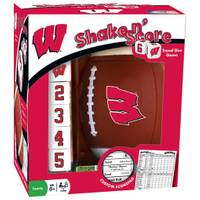 Leap Frog Wisconsin Badgers Shake 'n Score Game from Blain's Farm and Fleet