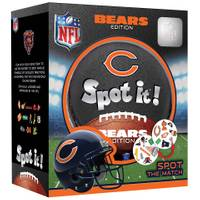 Leap Frog Chicago Bears Spot It! Game from Blain's Farm and Fleet