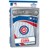 Leap Frog Chicago Cubs Playing Cards from Blain's Farm and Fleet
