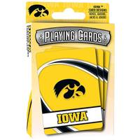 Leap Frog Iowa Hawkeyes Playing Cards from Blain's Farm and Fleet