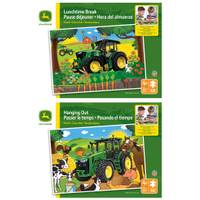 Leap Frog 60-Piece John Deere Puzzle Assortment from Blain's Farm and Fleet