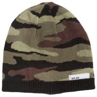 Nolan Originals Youth Reversible Camo Beanie from Blain's Farm and Fleet