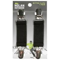 Nolan Originals Black Mitten Clips from Blain's Farm and Fleet